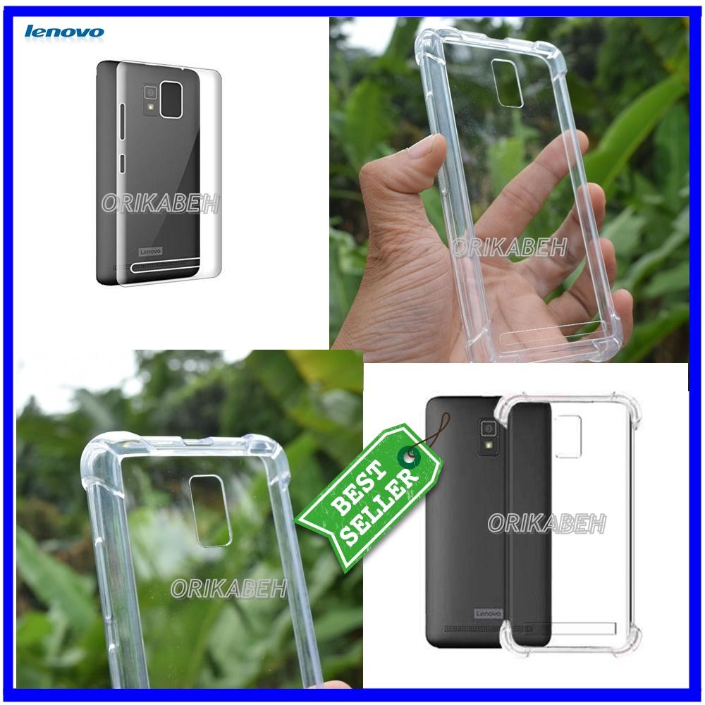 Back Case Soft Jacket / Anti Crack Lenovo A6600 - Bahan Lebih Bagus ( orikabeh )