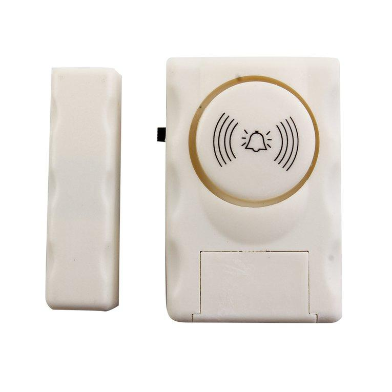 Super Loud Decibel Wireless Anti Lost Alarm Device Home Door Window Security