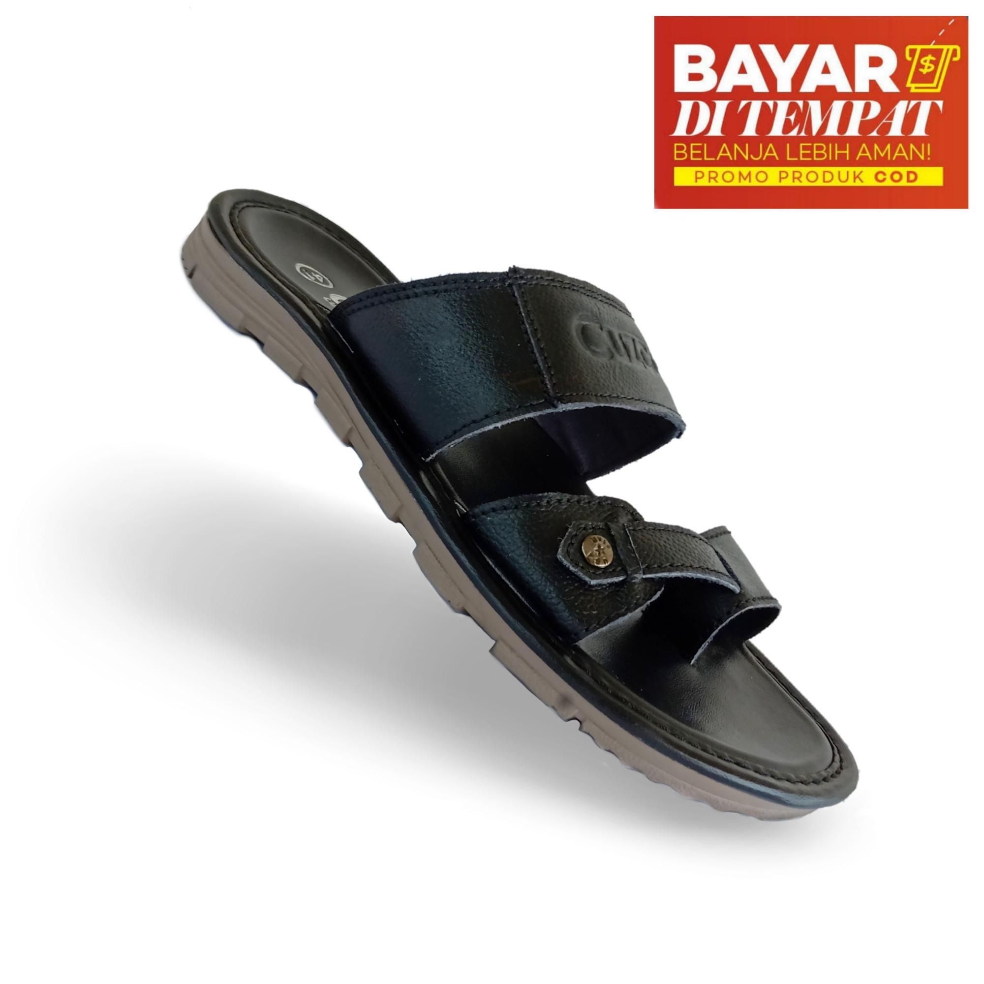 Sandal Kulit Pria - Sandal Pria Kulit - Wiro s - Cuzco 7f9ccc7fbd