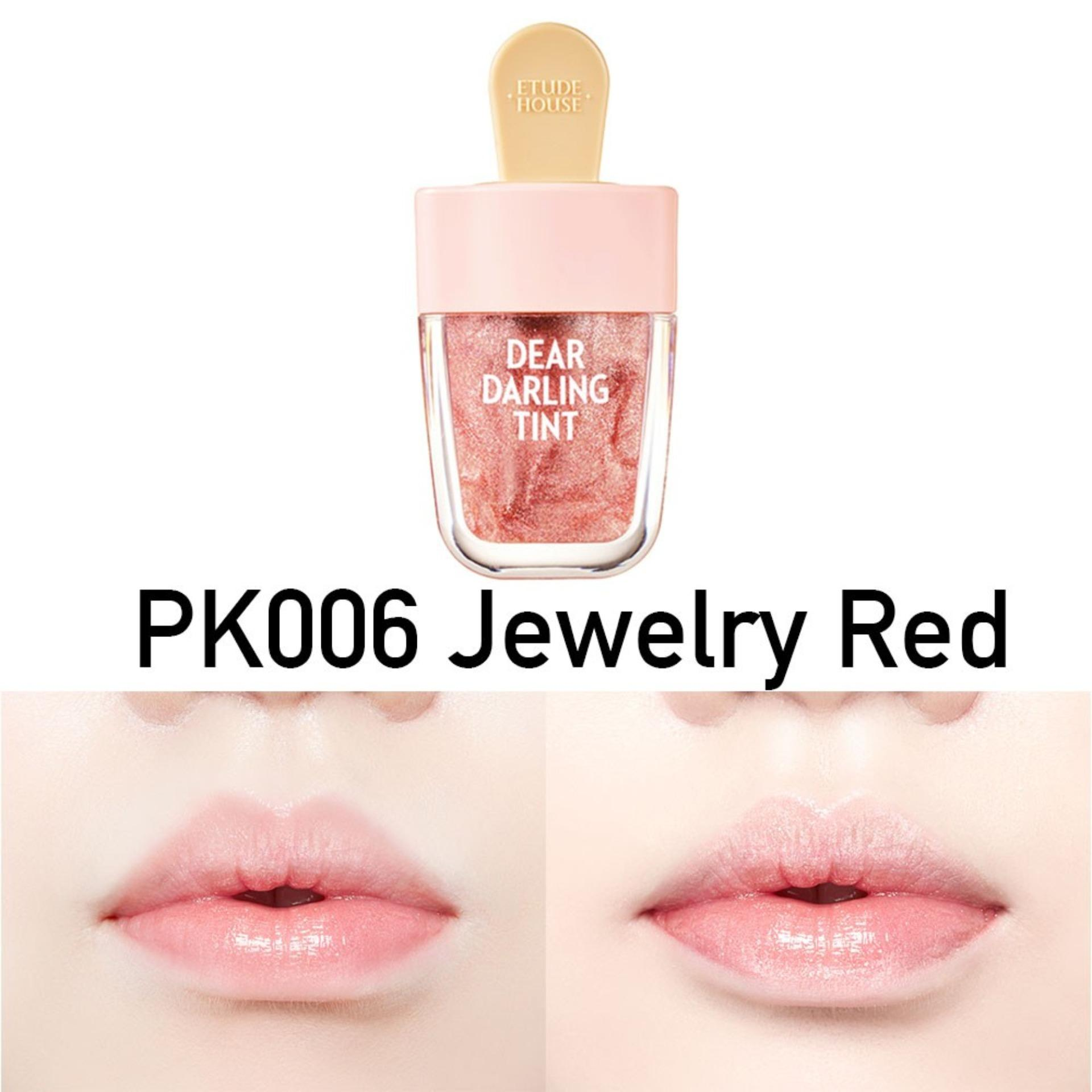 Etude House Dear Darling Water Gel Tint Ice Cream - Jewelry Red (PK006)