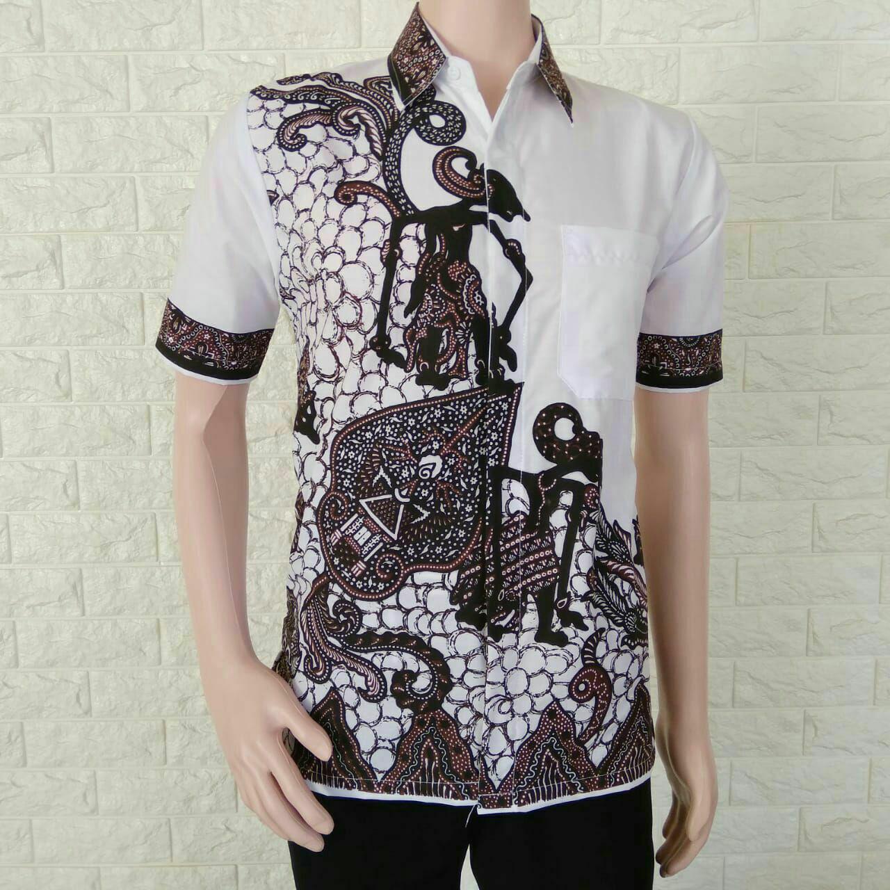 Kemeja Batik Pria Pekalongan Kemeja Batik Kombinasi Kemeja Batik Pria Elegan Terbaru Keren  Azka Batik