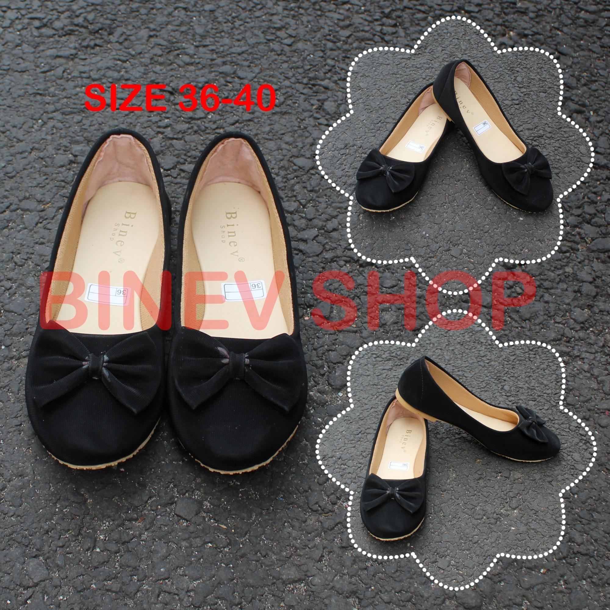 Binev Sepatu Slip On Wanita Develop 001 Tan Update Daftar Harga 0010 Blue Best Buy Indonesia