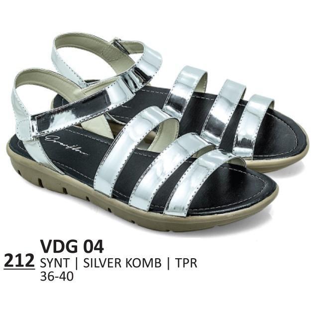 Promo Sandal Tali Wanita VDG 04
