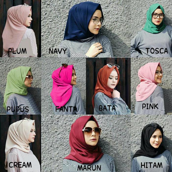 HIjab/Jilbab Instan Salwa