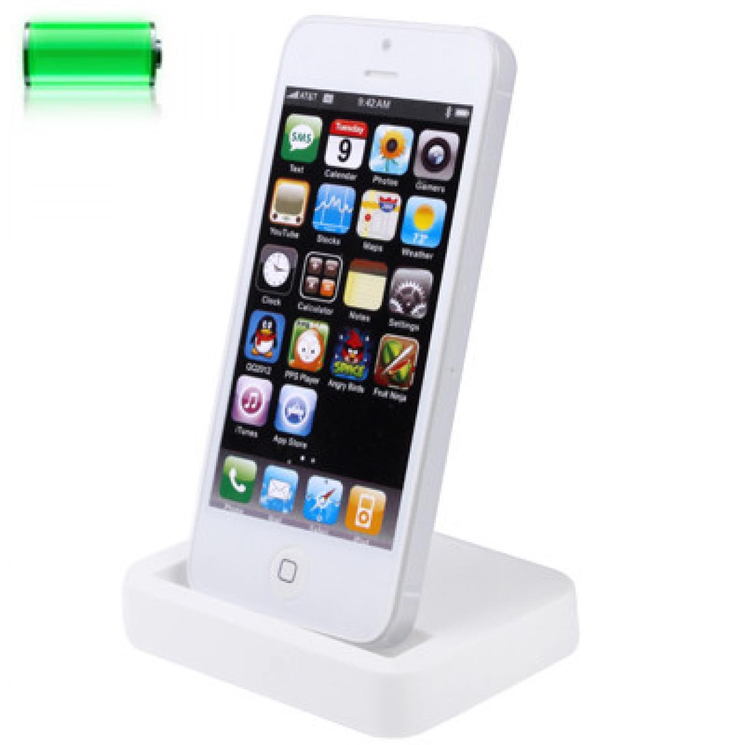 High Quality Base Charging Dock for iPhone 5/5s/SE HP Termurah