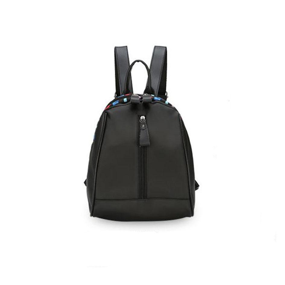 OILA tas ransel wanita love strap furball backpack bta400