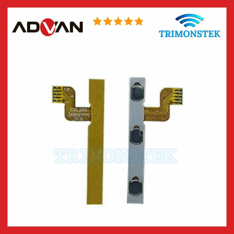 Replacement Parts Advan S4t Flexible Flexibel On Off Volume S45d Original