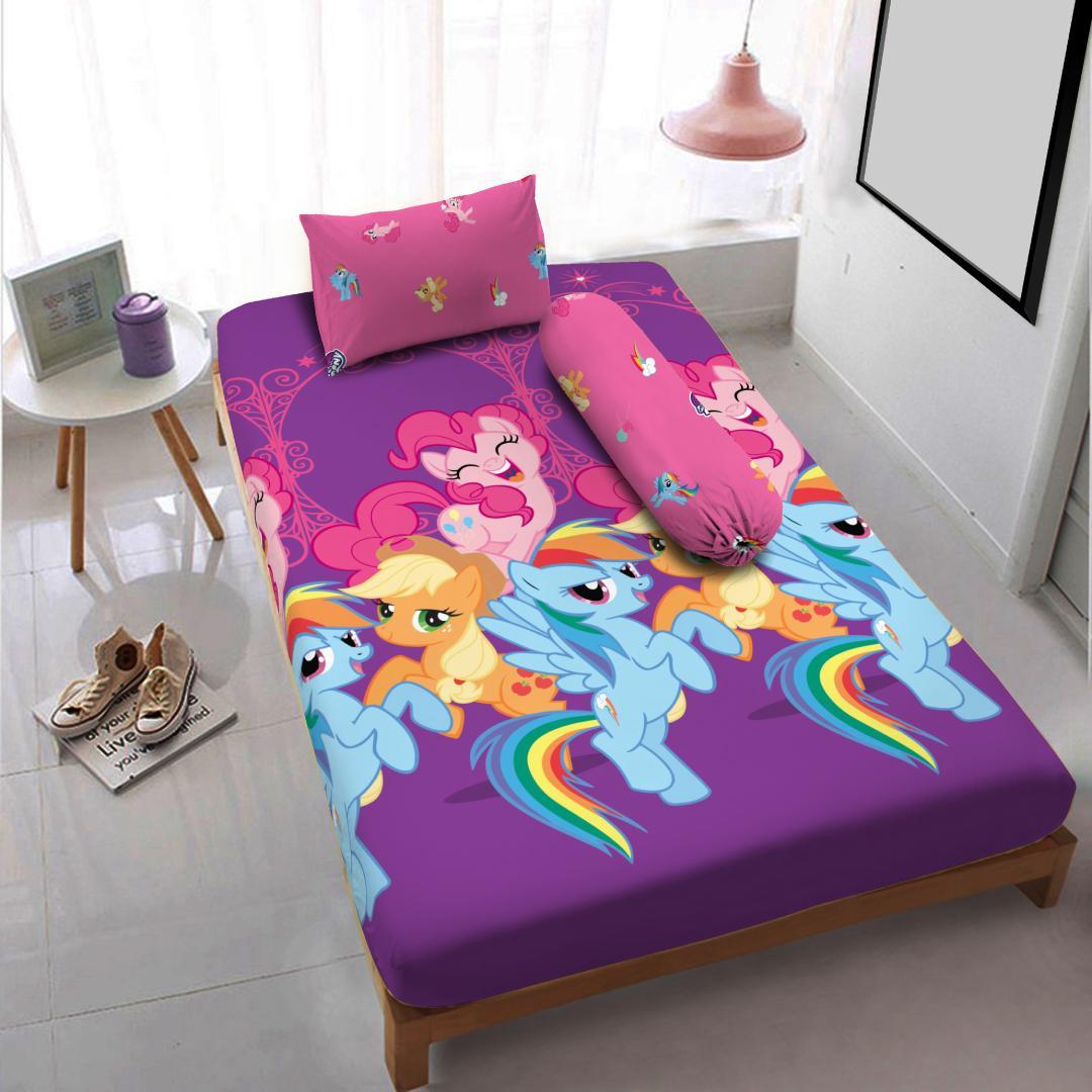 Penasaran Dengan Harga Sprei Kintakun Juli Paling Murah Fpoa Info Dluxe 120 X 200 Single Pisano Isthana Collection Kids 120x200 Classic Little Pony