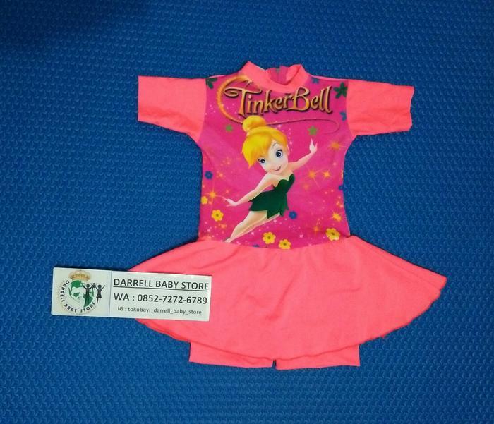 HARGA SPESIAL!!! Baju Renang Balita Perempuan Tokoh / Baju Renang Anak - AgbxdN