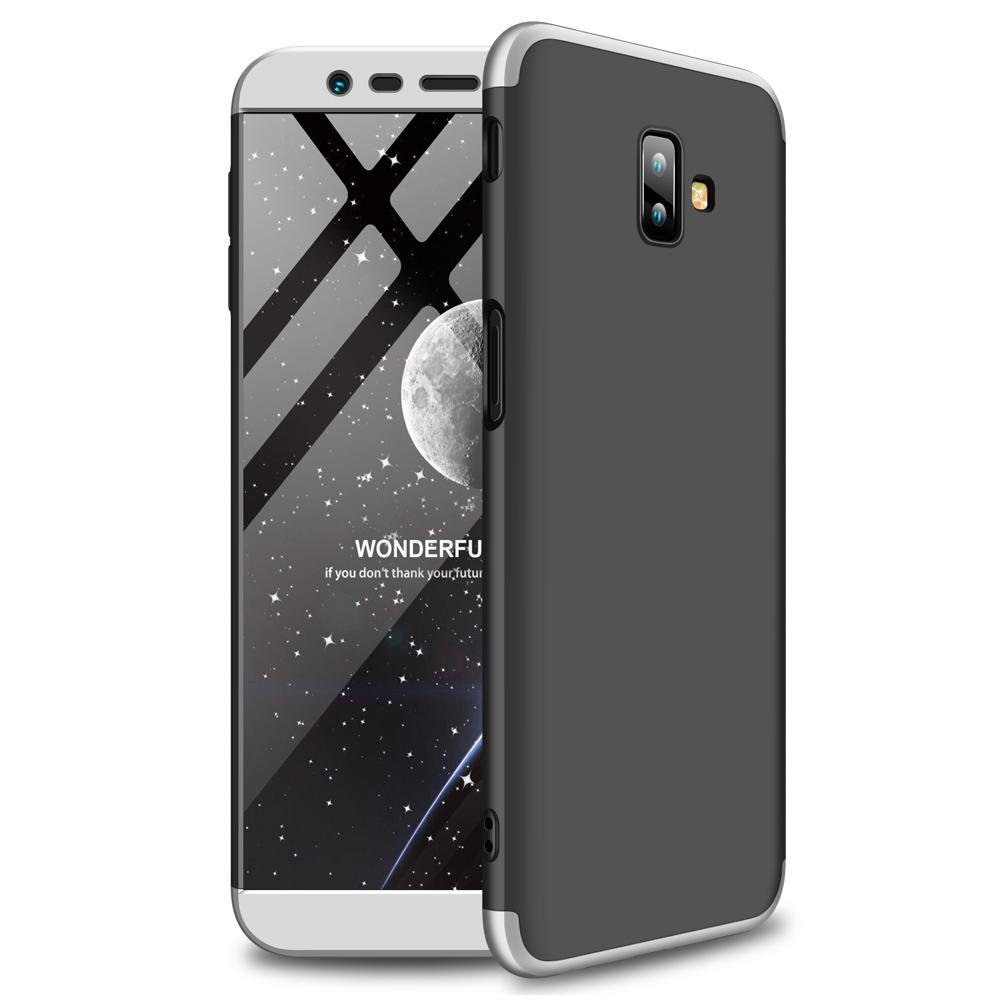 For Samsung J6 Plus/ J6 Prime 3 in 1 360 Degree Non-slip Shockproof