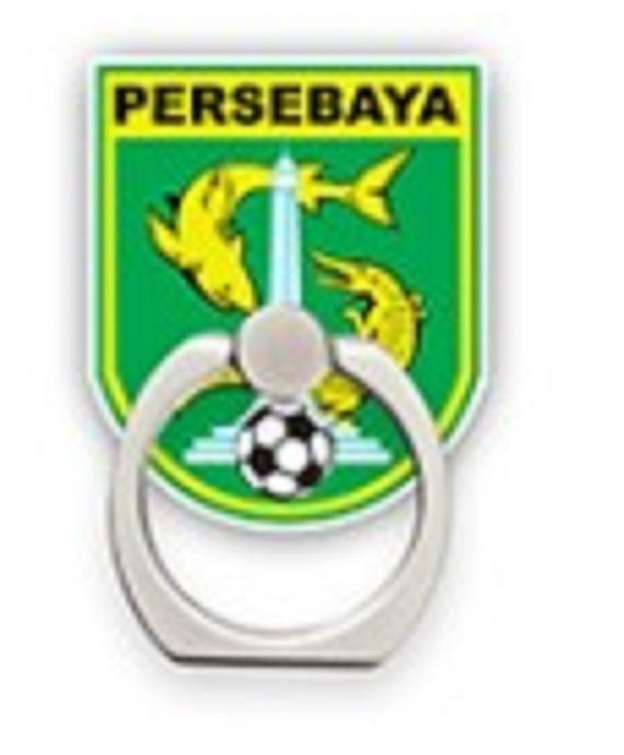 iRing Mobile Phone Stand Holder Model Club Tim Sepak Bola - Persebaya