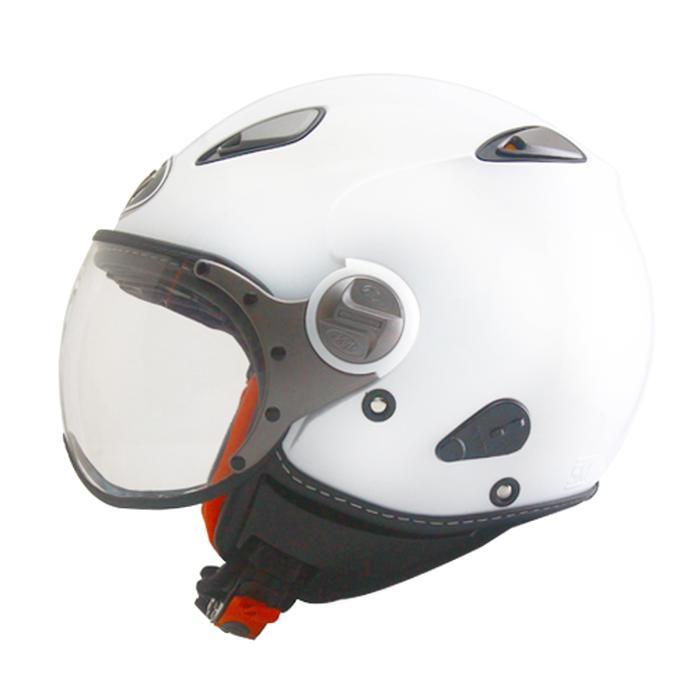 Exclusive Helm KYT Elsico Solid Buat Kalian Yang Demen Gaya Klasik