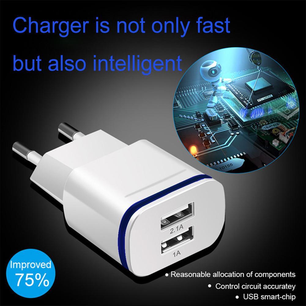 Buy Sell Cheapest Xld888 5 Ports Best Quality Product Deals Powerbank Vivan C5 5000mah 2 Usb Putih Vernonstore Port Pengisi Daya Untuk Iphone Samung Galaxy Light Led Uni Eropa Plug