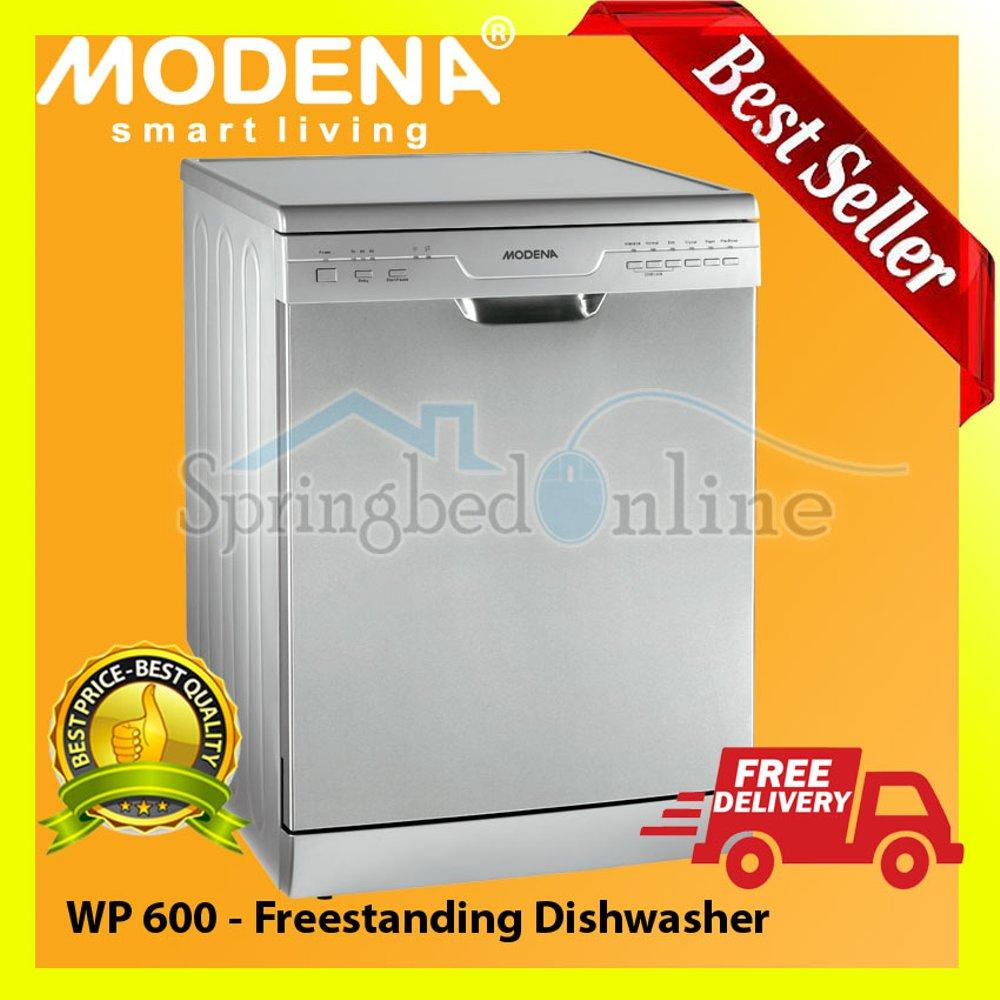 Washing Machine Modena Mesin Cuci Front Loading 8 5 Kg Tiziano Wf 7kg 730 Freestanding Dishwasher Piring Wp 600 Harga Pabrik