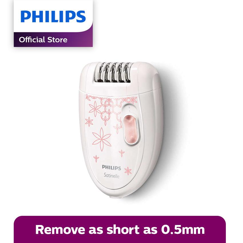 Philips Satinelle Epilator Legs HP6420 00 Pink 7fff138285