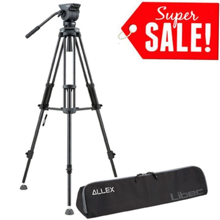 Best Seller!! Libec Alex Kit Video Tripod Professional - ready stock
