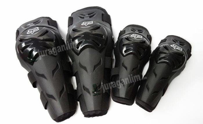 BEST SELLER!!! Decker Fox Hawk | Tanduk 1 set sikut & Lutut [Murah + B Murah - qWujf5