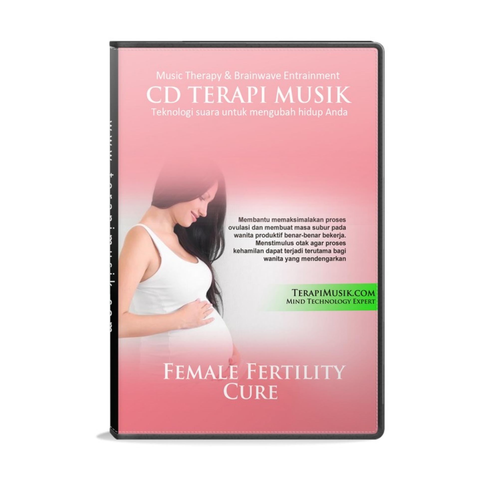Terapi Musik Female Fertility Cure (menambah Kesuburan Pada Wanita) By Terapi Musik.