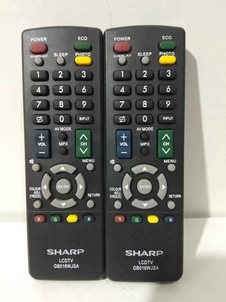 REMOT/REMOTE TV SHARP LCD/LED GB016WJSA COPY SUPER