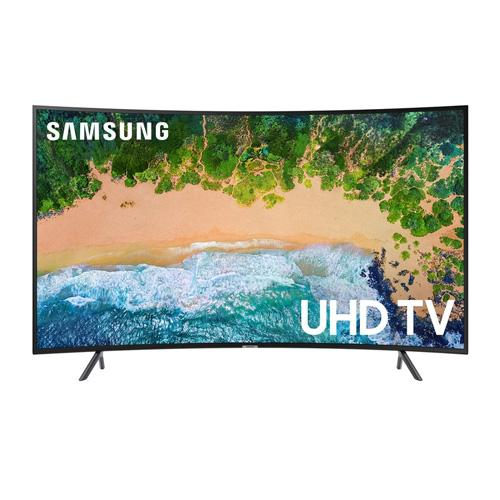 Samsung Smart UHD Curved TV 55