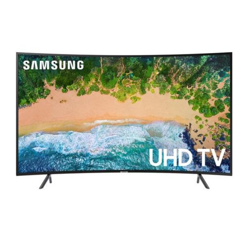 Samsung Smart UHD Curved TV 55 - 55NU7300