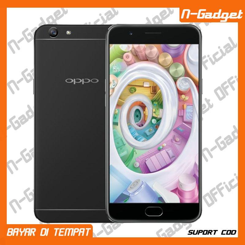 Oppo F1s Selfie Expert - Ram 4GB/64GB + Gratis SIlicon Case