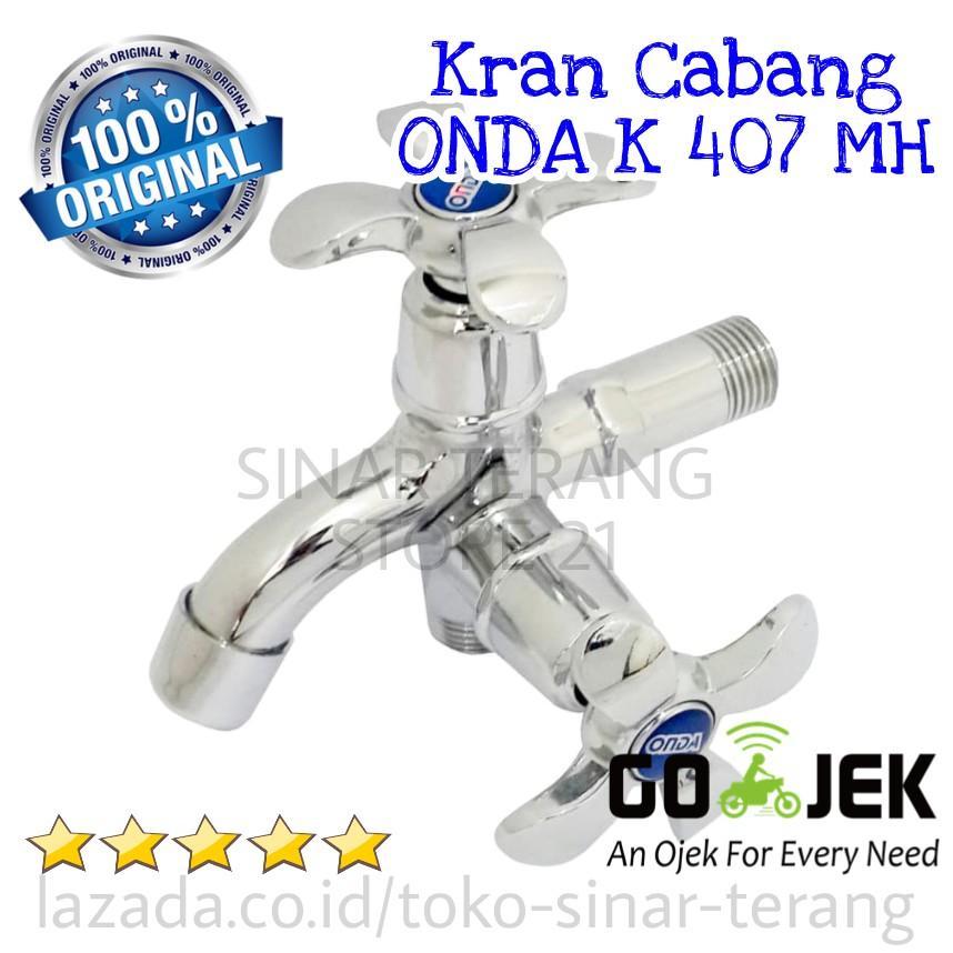 SinarTerang - Kran CABANG ONDA K 407 MH 1/2