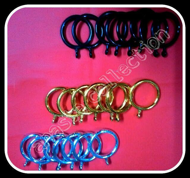 Ring gorden (10pcs) / ring rel roller / cincin gorden
