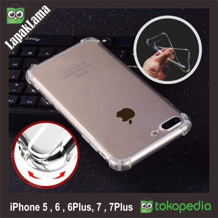 Anti Crack Case iPhone 5 5s 6 6s 7 Plus 6Plus 7Plus AntiCrack