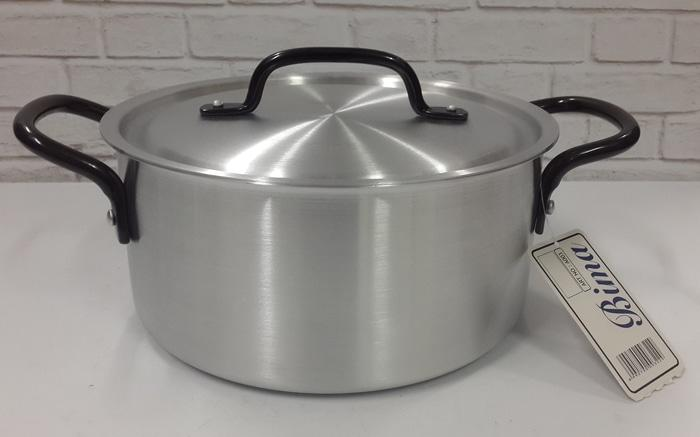 NEW BIMA PANCI ALUMINIUM SAUCEPOT 22CM 4,0LITER MADE IN INDONESIA - A003 PROMO
