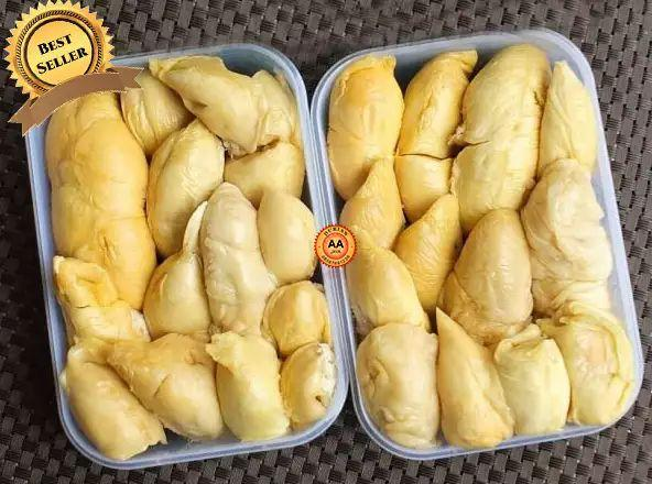 Durian Kupas Aa Jaya By Serba Durian.