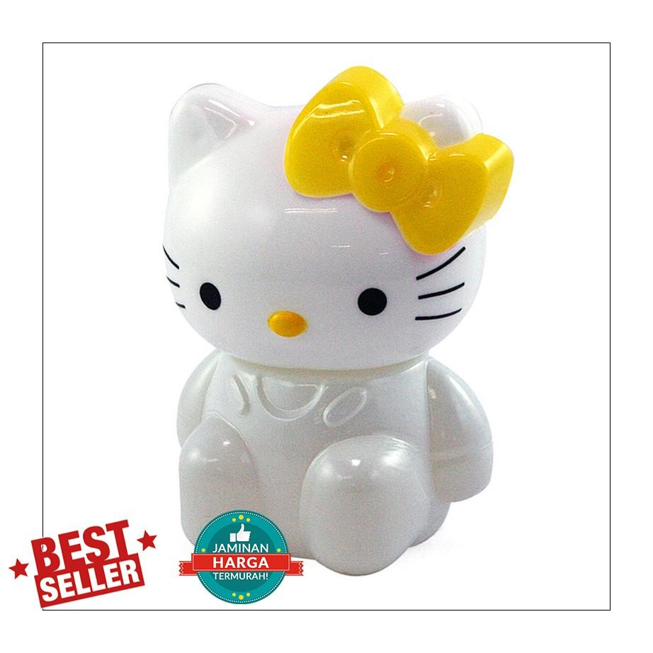 Parfum Mobil AI Hello Kitty Pita - Kuning