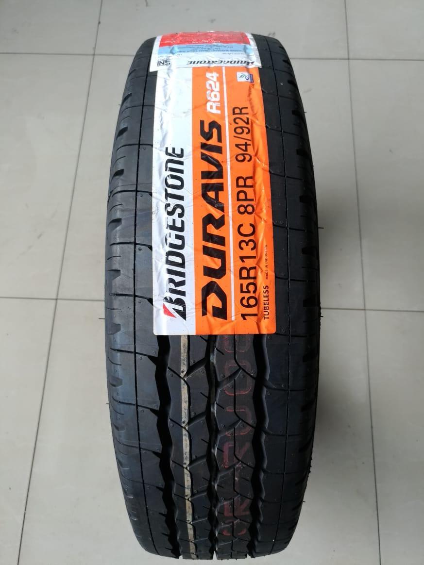 Bridgestone Duravis R624 165 R13 8PR Ban Mobil