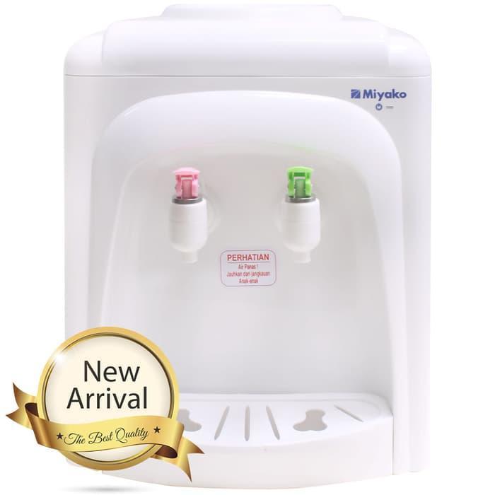 ASLI!!! Miyako - Dispenser Hot And Normal 350 Watt WD185H - 7PB1Dv