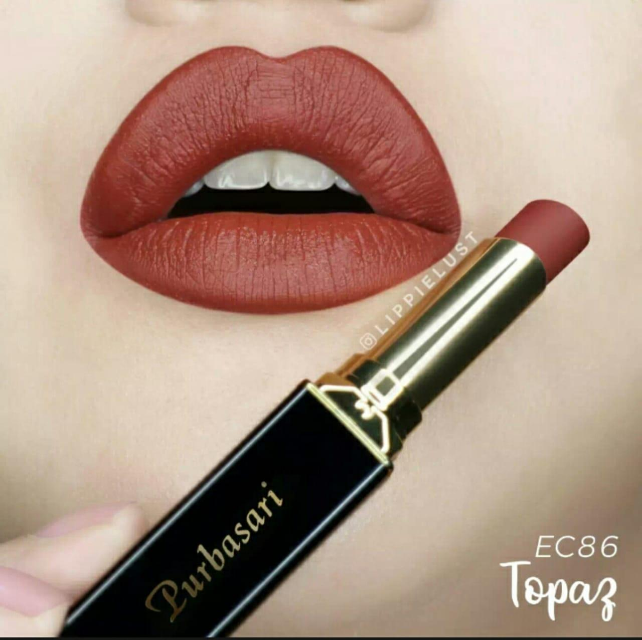 Pubasari Lipstik Color Matte 86