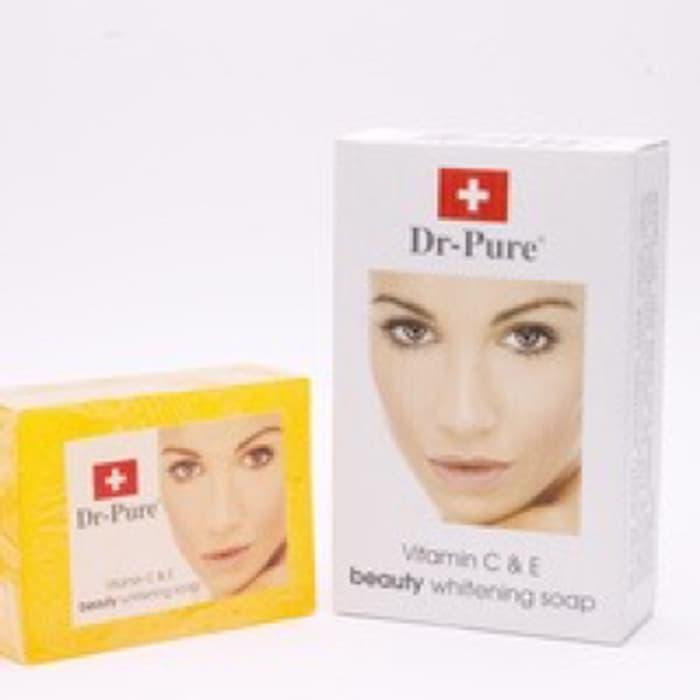 Sabun Wajah Dr PURE BPOM (whitening Facial soap bar)