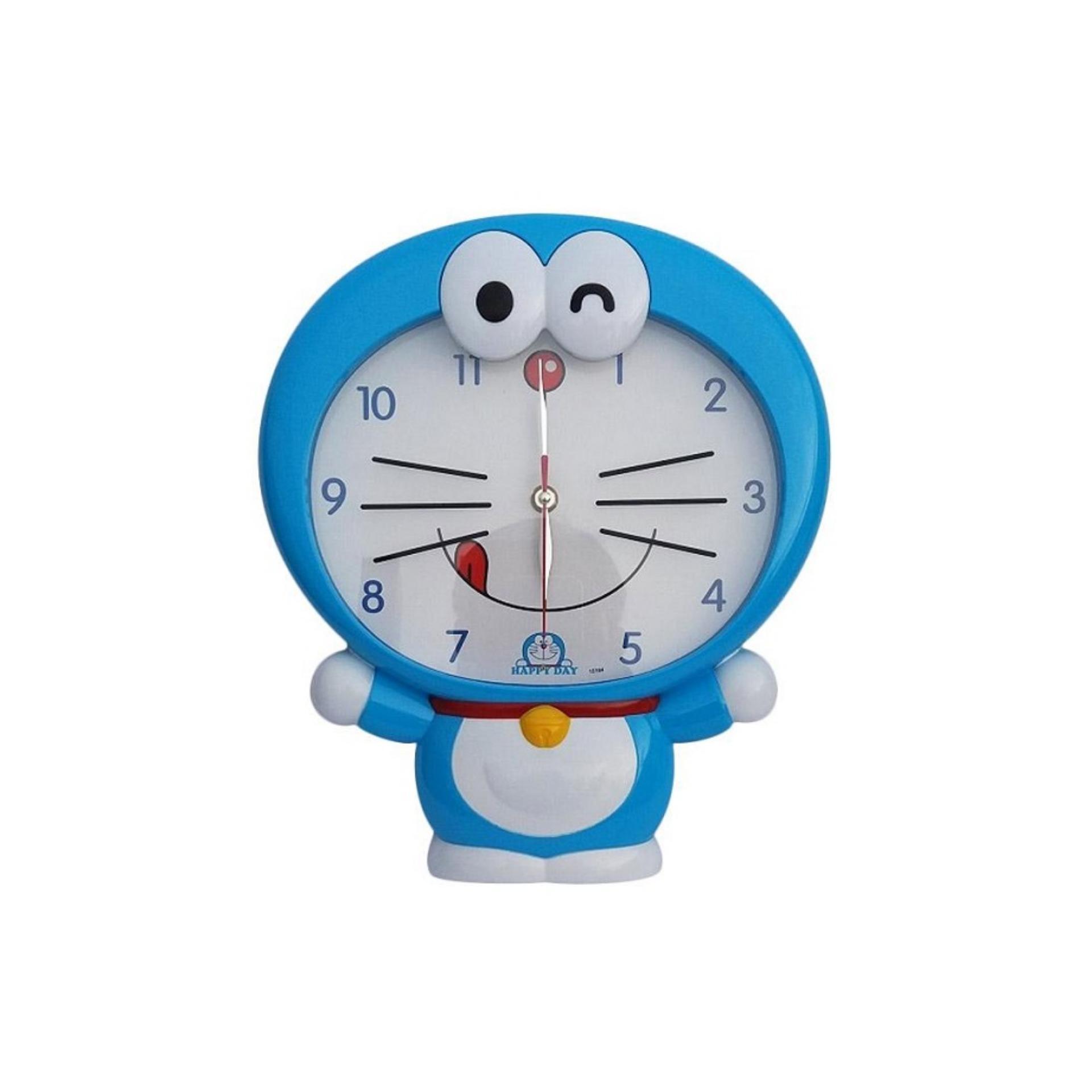 Jual Jam Rumah Terbaru Weker Mobil Antik Lucu Unik Koleksi Jaman Dulu Doraemon Full Body Karakter Dinding De 5164