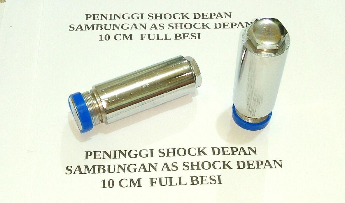 Peninggi Shock Depan Cbr New Facelift - Cbr 150 Lokal 10cm Full Besi By Sjm Variasi Motor.