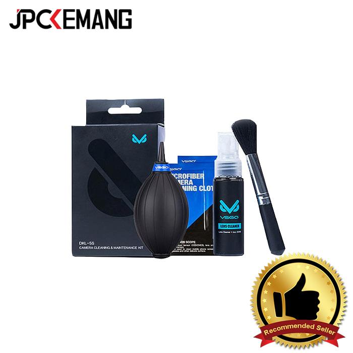 VSGO Camera Cleaning & Maintenance Kit (DKL-5S) jpckemang