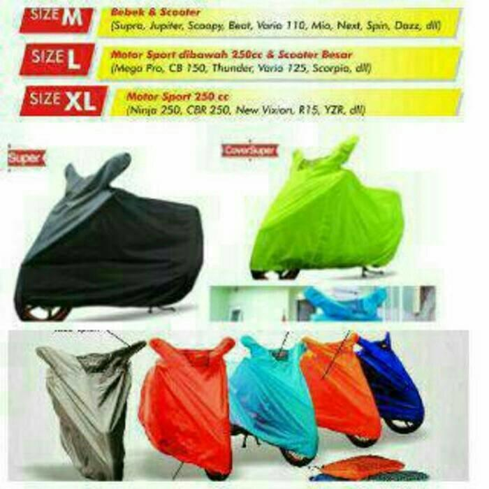 Cover Motor Cover super XXL buat Nmax n BiG Bike - YXgjwkaa