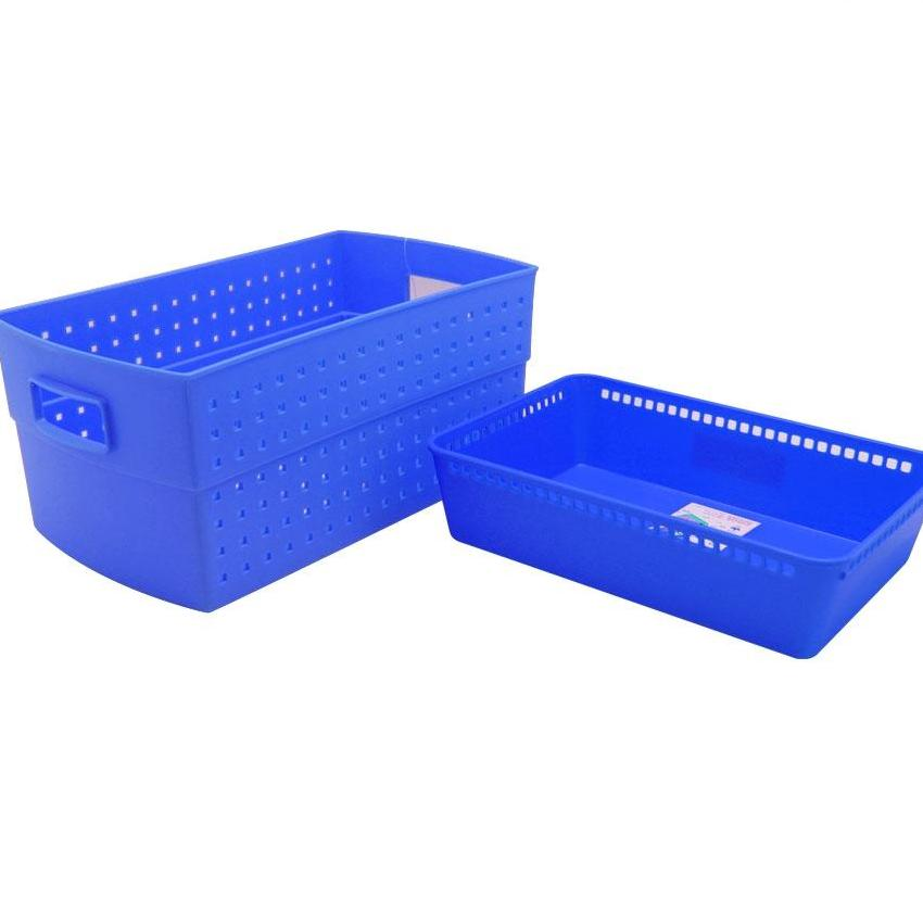 Claris Paket Storage box / kotak serbaguna / tempat penyimpanan dapur / Kotak organizer / Paket