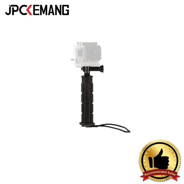 Third  Party Hand Grip Handle Stabilizer for Go Pro Hero3/Hero3+/Hero4/Hero5/Hero6 - Hitam