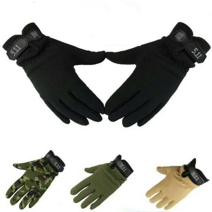... sarung tangan sepeda army tactical motor