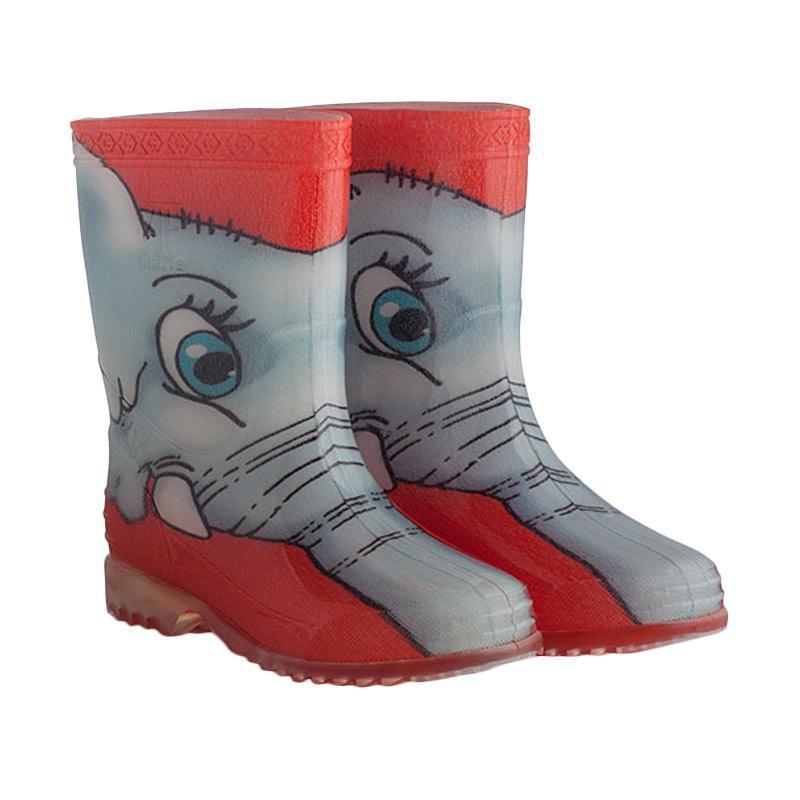AP BOOTS Kids Safary Theme Sepatu Boots Anak Unisex - Ap Boots Kids Elephant 620a147ffd