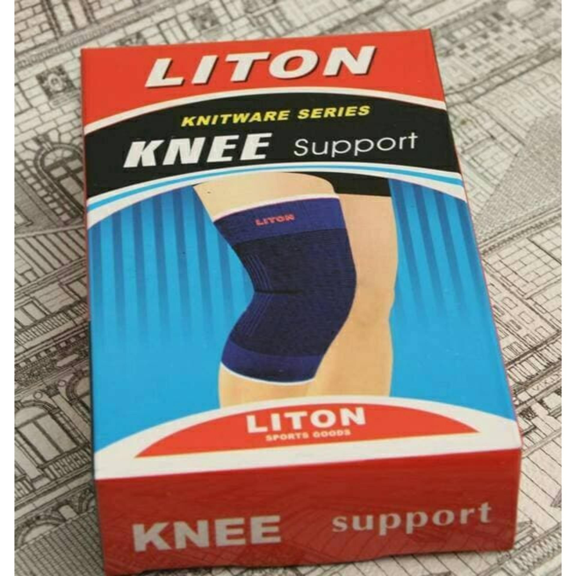 Buy Sell Cheapest Knee Support Deker Best Quality Product Deals Lp Open Patella 708 Hitam Lutut Ae378 Liton Pelindung Dengkul