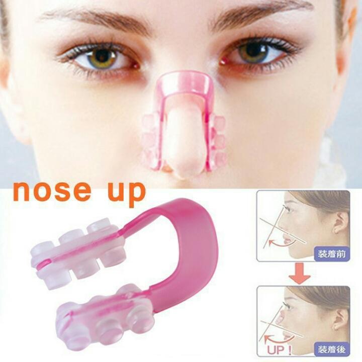 Pemancung Hidung NOSE UP CLIPPER - Cara Mudah Memancungkan Hidung Pesek Secara Mudah & Alami