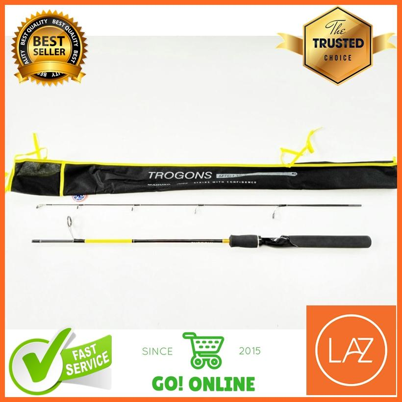 Joran Maguro Trogons 135 Cm Action Medium Light Line 4-12 Lb