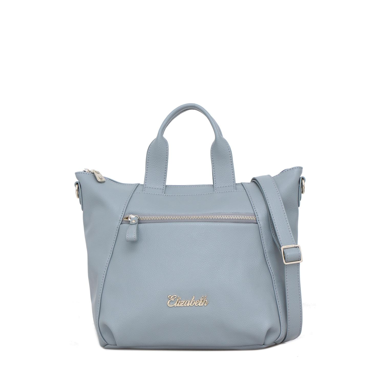 Tas Wanita Elizabeth Bag Romana Handbag Light Blue