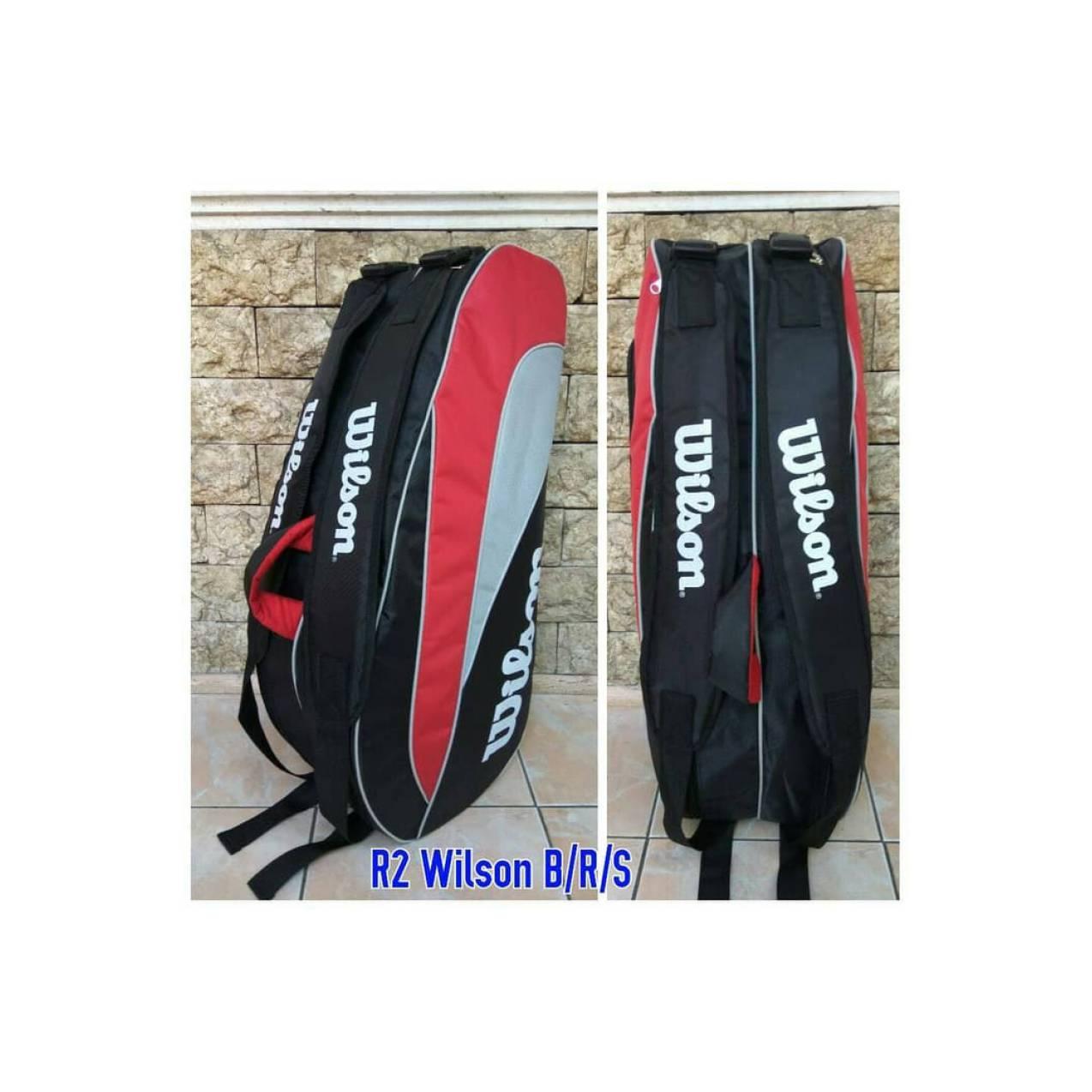 #k47 New Original Tas raket tenis wilson