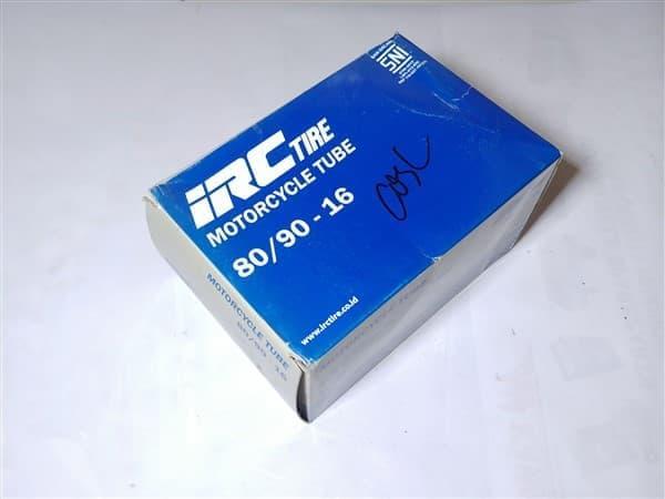 Ban Dalam Irc 90/90 -14 Dan 100/80 -14 Ban Dalam Belakang Matic Honda By Newtop.